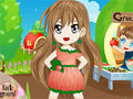Chubi dress up