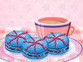 Colorful Macaroons Decorating