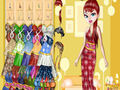 Evelyn doll dressup game