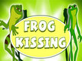 Frogs Kissing