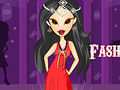 High fashion dressup