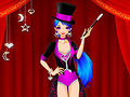 Lady magician