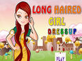Long Haired Girl Dressup