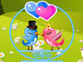Lovebirds Decoration