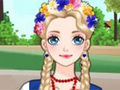 Polish Girl Make Up Girl Game