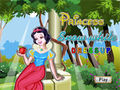 Princess snow White Dress Up